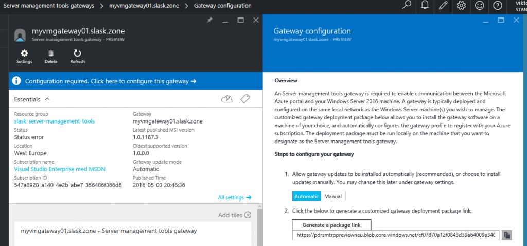 GatewayService