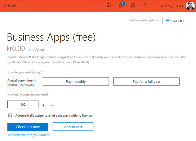 How to add Microsoft Bookings to your Office 365 Enterprise