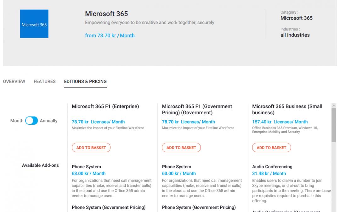Microsoft 365-arkiv - Altitude365