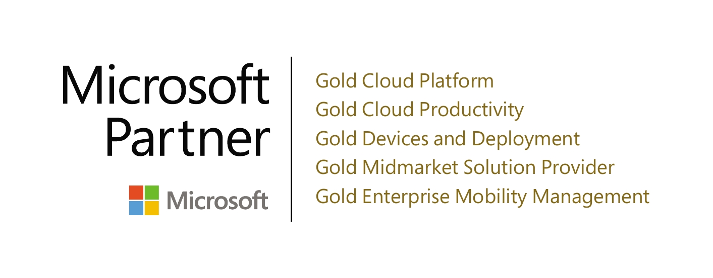 Altitude 365. Microsoft Gold partner 2020
